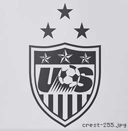 USWNT crest