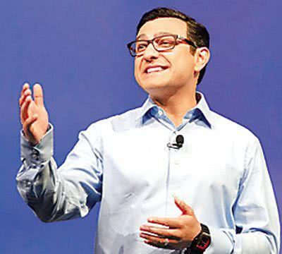 "Google 之父""维克·冈多特拉:积极打造社交网络平台"