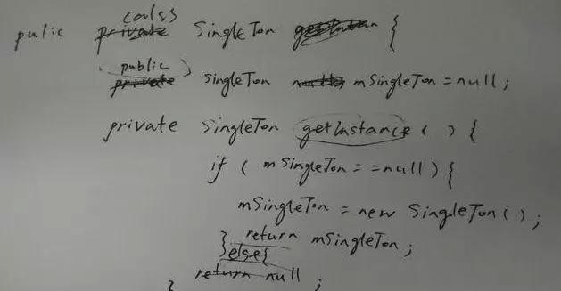 """如何面对""""面试需要手写代码""""的状况"""