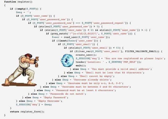 <span class='schwords'>Web前端</span>开发同学是不是应该少用if-else语句了呢?
