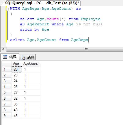 SQL语言的核心是数据查询