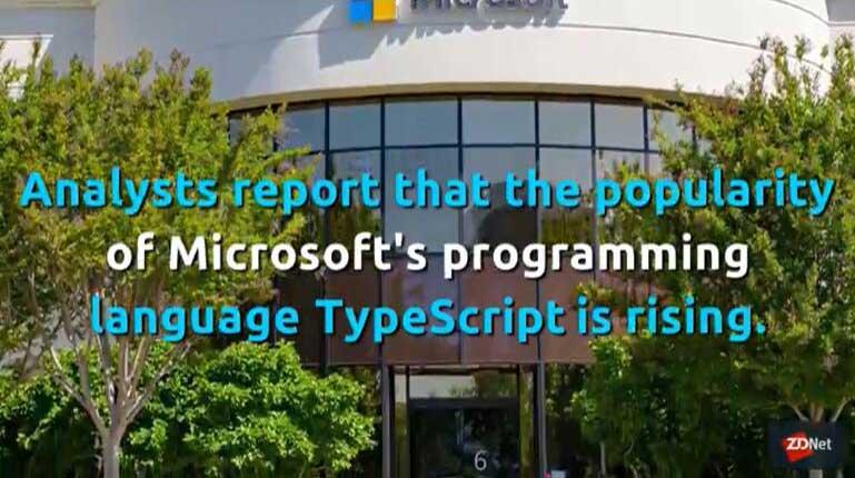 TypeScript创作者:编程语言如何战胜Microsoft的开源恐惧