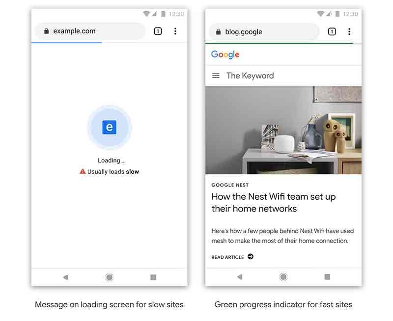 Chrome的核心原则:迈向更快的网络
