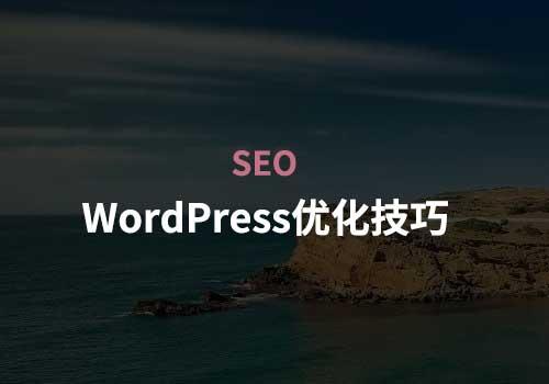 关于WordPress SEO优化那点事:分享20个技巧给大家